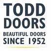 todd doors logo